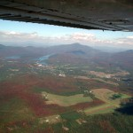 Lake Placid Valley from the South