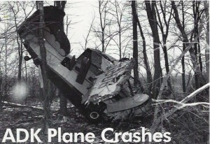 Picture of crashed Grumman Goose airplane